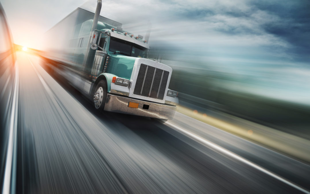 One in five road crashes in Ontario involves a transport truck.